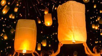 Loi Krathong, el Festival del Fin del Monzón, arranca en Tailandia