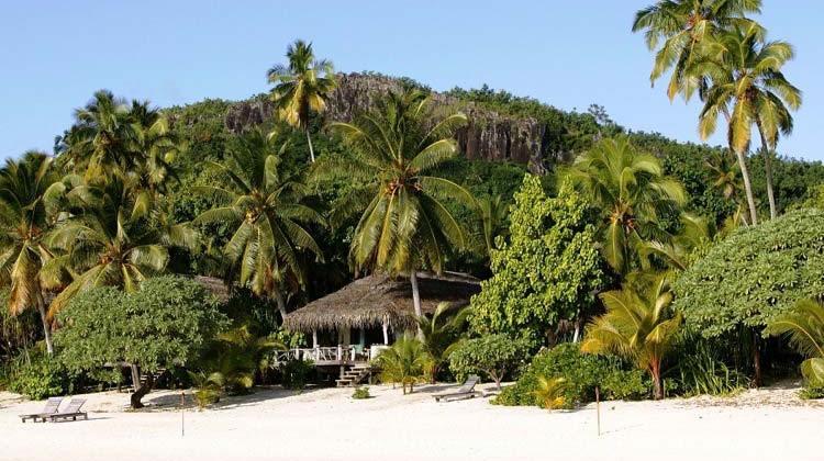 Pacific Resort Aitutaki, islas Cook