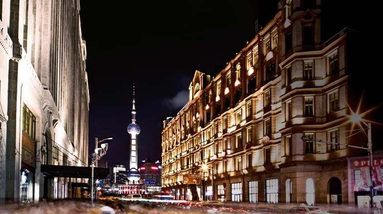 """Exposición """"Faces & Traces"""" en el Swatch Arts Peace Hotel de Shanghai"""