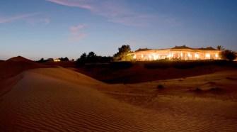 Al Maha. Desierto de Dubai
