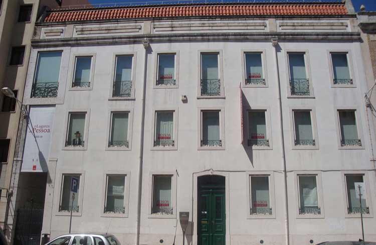 Casa Fernando Pessoa Lisboa