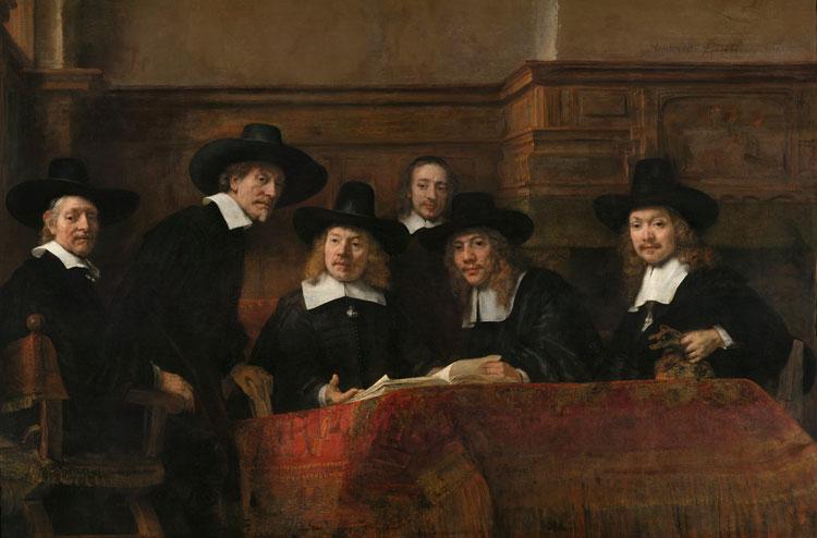 Ámsterdam rinde homenaje a su ciudadano más ilustre: Rembrandt Una exposición en el Rijksmuseum recorre su etapa tardía