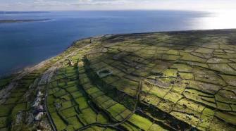 Inishmore, islas de Aran. Foto Turismo de Irlanda