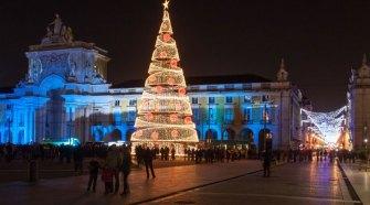 Nochebuena en Lisboa