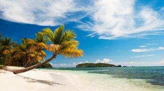 Lagoon Bay, isla de Mustique, St Vicent