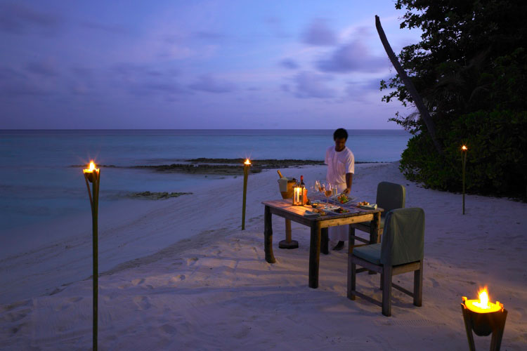 Soneva Fushi, Maldivas. Taste of The World. Relais & Châteaux 2015