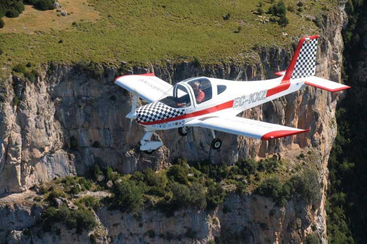 Volar en ultraligero con PlanB!