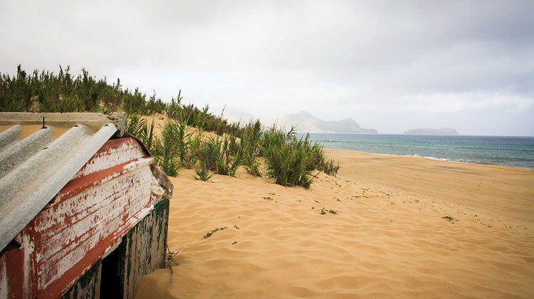 Porto Santo, Madeira. Foto CC Carlos Moreira