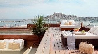 Ibiza Gran Hotel, único 5* Lujo de Ibiza
