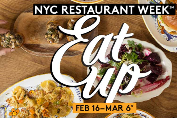 NYC Restaurant Week 2015
