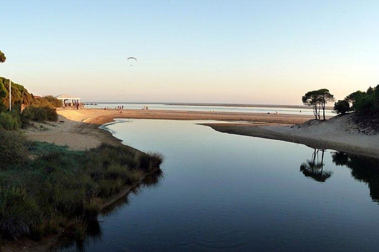 playa El Portil, Huelva