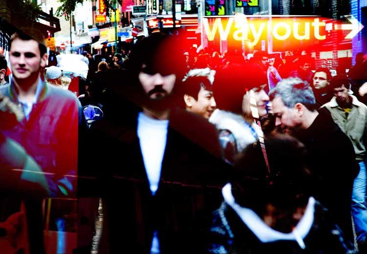 Way Out, fotografía de Carmelo Sánchez.