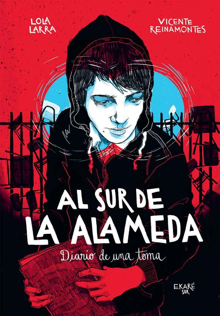 Al sur de la alameda, una novela ilustrada de Lola Larra y Vicente  Reinamontes