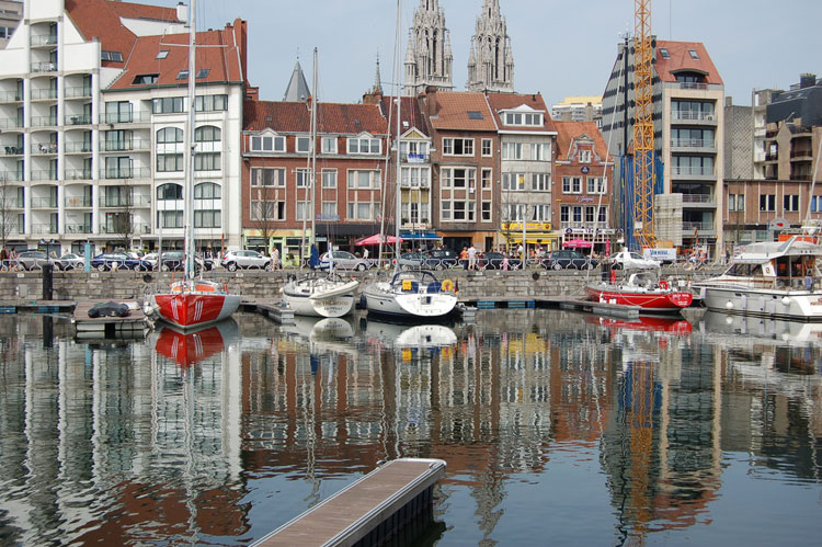 Puerto de Ostende. Viajar a Ostend   Revista Tu Gran Viaje editada por TGV Lab