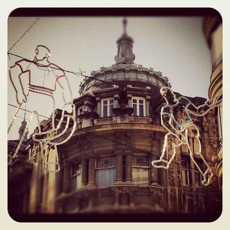 Bilbao vive en la calle durante su Semana Grande. Foto © Tu Gran Viaje