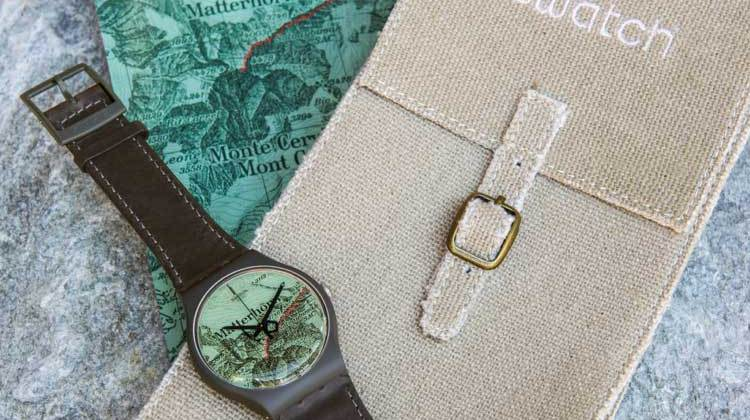 Reloj Swatch The Route