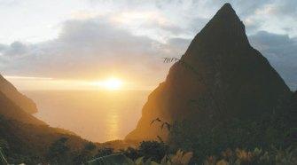 Tu Gran Viaje a la isla de Santa Lucía,