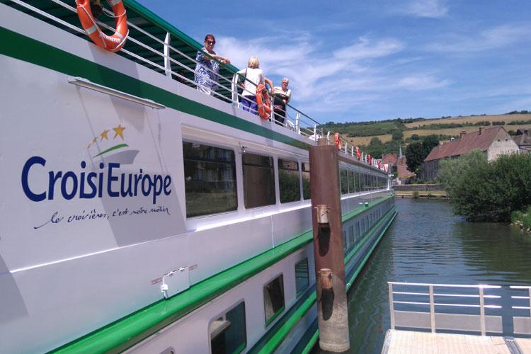 Crucero por el Sena. © Pilar Carrizosa. Tu Gran Viaje