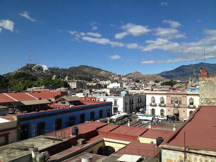 Panorámica de Oaxaca, México. Tu Gran Viaje