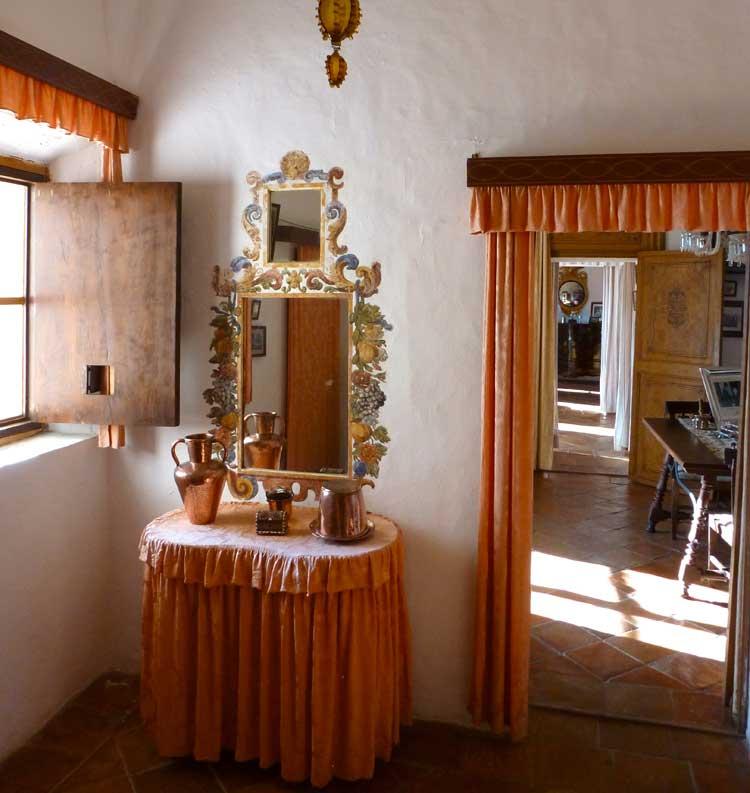 Interior del palacio del Rey Sancho en Valldemossa, Mallorca. Foto © Alfonso Bauzá de Mirabó. Tu Gran Viaje