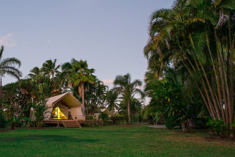 Ikurangi Eco Retreat, Islas Cook