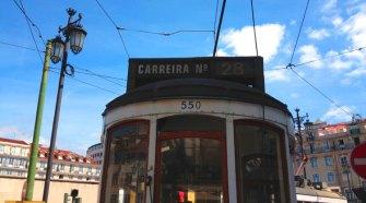 Tranvía 28 de Lisboa. Foto © Tu Gran Viaje