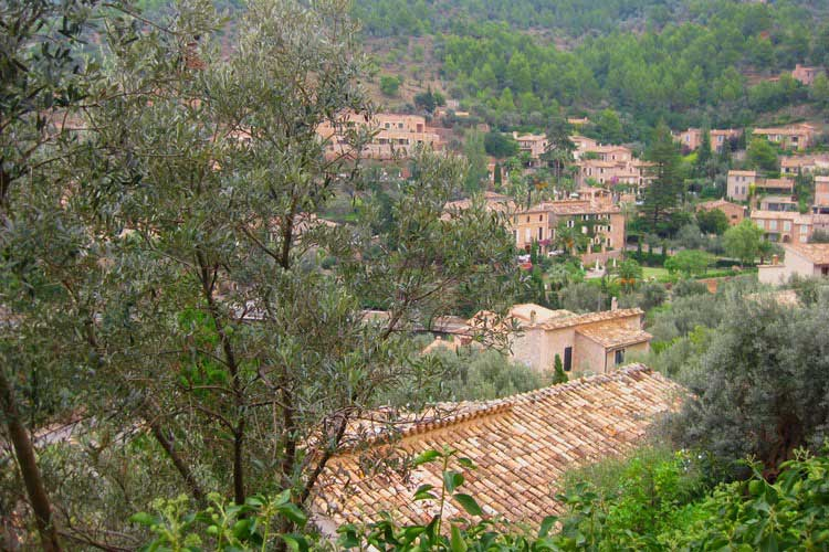 Vista de Deià. Foto © Tu Gran Viaje