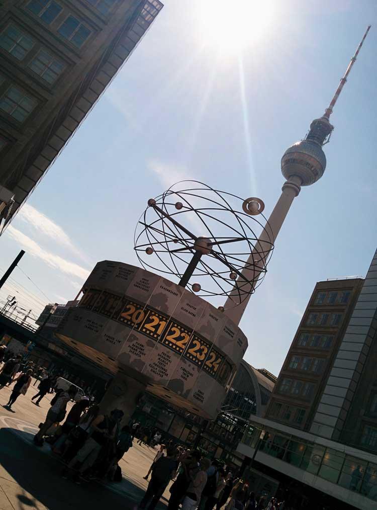 Alexander Platz. Foto © Tu Gran Viaje