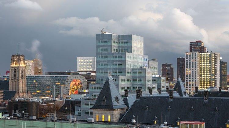 Museo de Rotterdam de Rem Koolhass