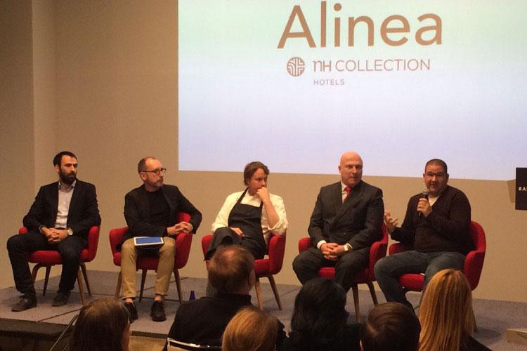 Alinea Madrid abre sus puertas en el NH Collection Eurobuilding de Madrid