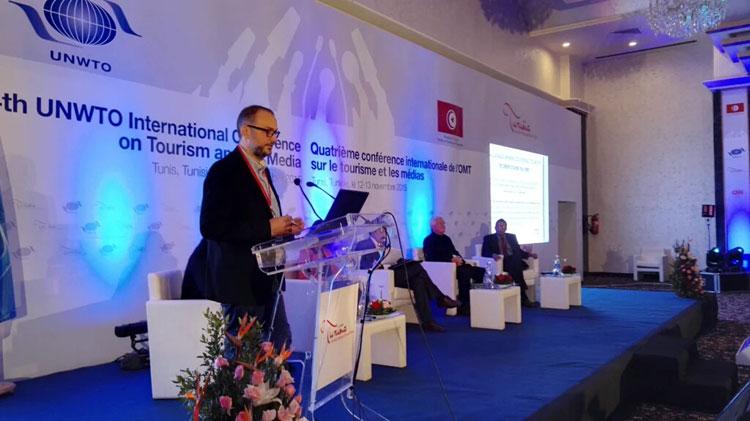 Conferencia de la UNWTO sobre Medios y Turismo