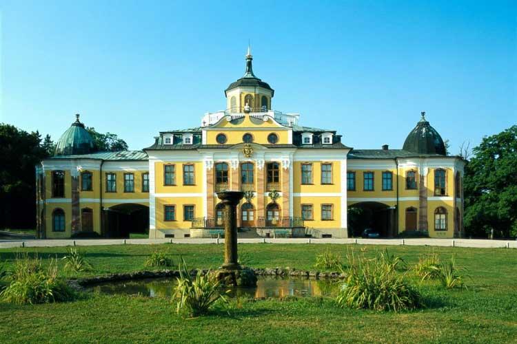 Beldevere, Weimar.