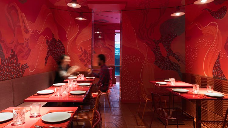 Restaurante Bocacalle, Madrid. Planes gastro para el puente de Mayo 2016. Tu gran Viaje