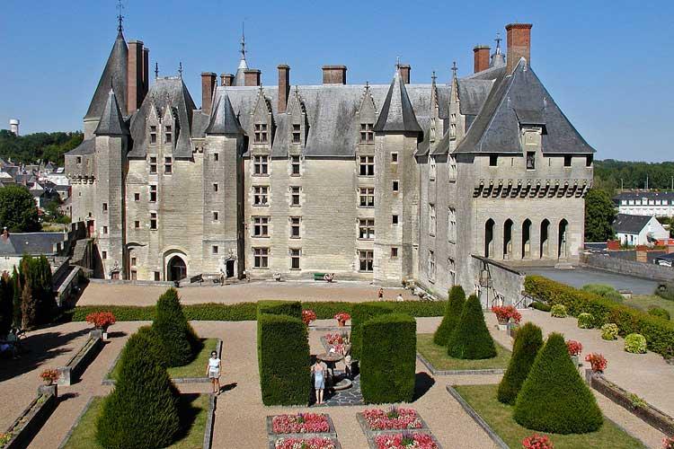 Château de Langeais. Foto CC Sybarite48. Tu Gran Viaje por el Valle del Loira
