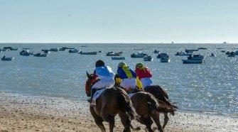 Carreras de caballos de Sanlúcar de Barrameda 2016