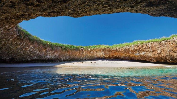 Playa Escondida, Islas Marietas, Riviera Nayarit, Tu Gran Viaje