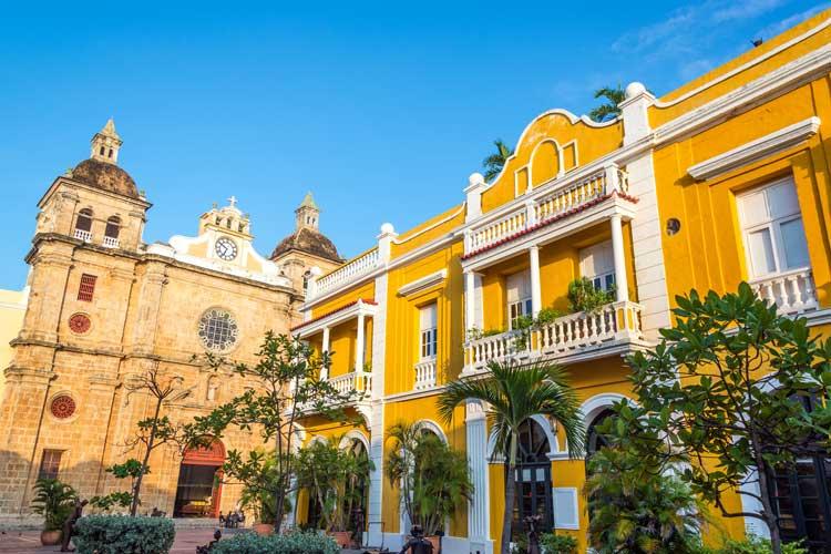 Postal desde Cartagena de Indias en Tu Gran Viaje