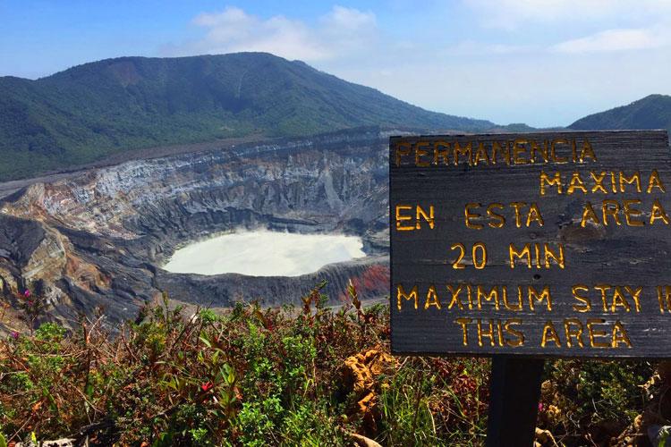 Volcán Poás. © Tu Gran Viaje. Tu Gran Viaje a Costa Rica. © Tu Gran Viaje