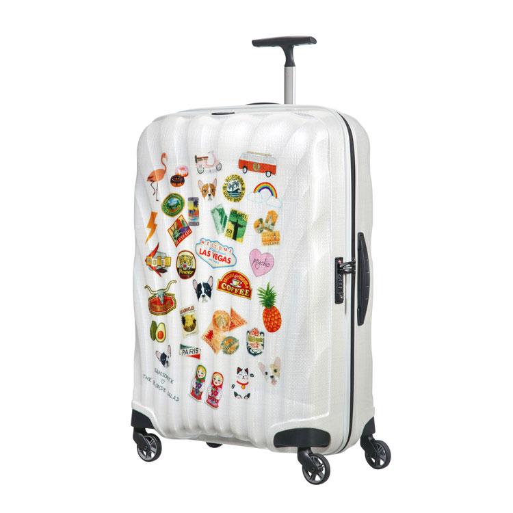 Así es la maleta de Chiara Ferragni para Samsonite. Tu Gran Viaje