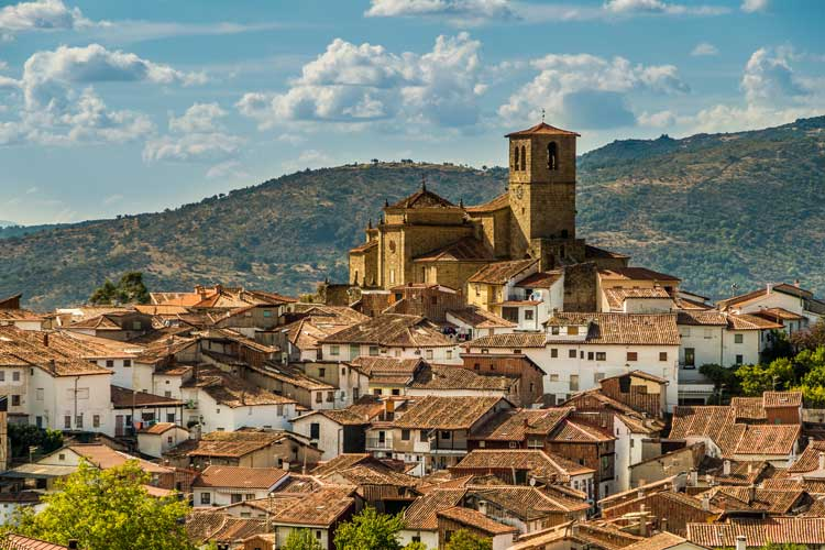 Hervás, Cáceres. siete maravillas rurales toprural 2016