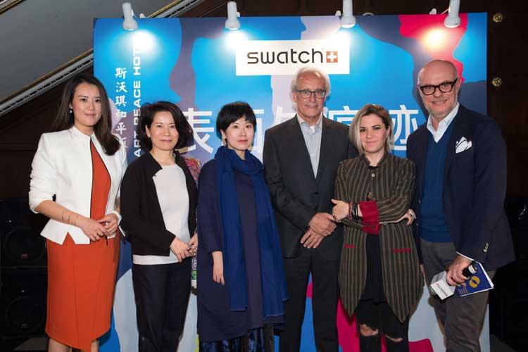 Aniversario del Swatch Art Peace Hotel de Shanghai. Tu Gran Viaje