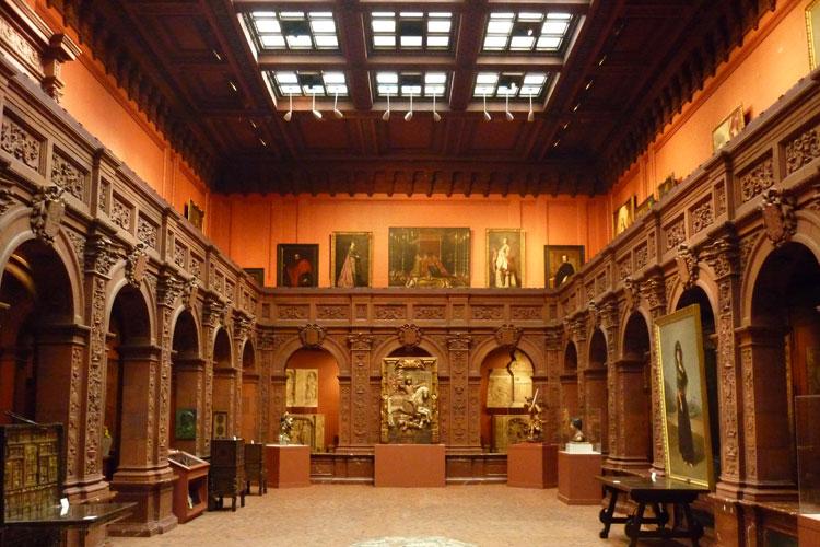 Hispanic Society de Nueva York en Tu Gran Viaje