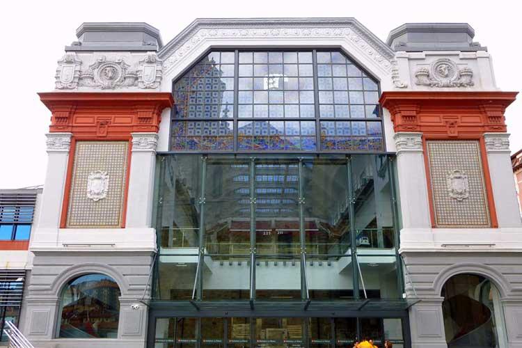 Mercado de la Ribera, Bilbao. Tu Gran Viaje revista de viajes y turismo