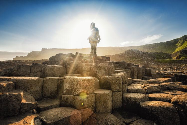 Calzada del Gigante. Irlanda 2017 en Tu Gran Viaje revista de viajes y turismo