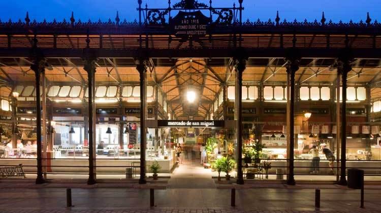 Mercado de San Miguel, Madrid. Tu Gran Viaje revista de viajes y turismo