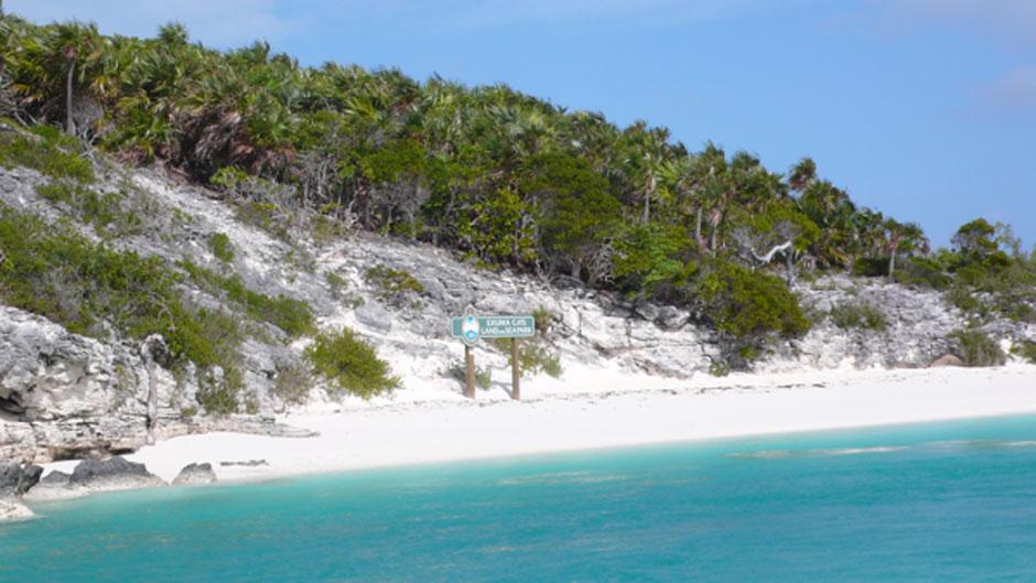 Los parques nacionales de las bahamas en Tu Gran Viaje