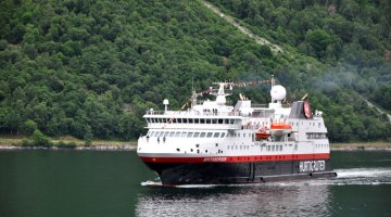 Cruceros de Hurtigruten en Canadá. Tu Gran Viaje