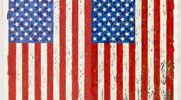 Flags, Jasper Johns