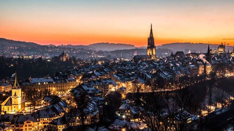 Viajar a Berna con el podcast de Tu gran Viaje