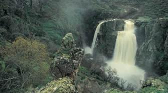 El pozo de los Humos. Foto © Diputación de Salamanca. Tu Gran Viaje revista de viajes y turismo